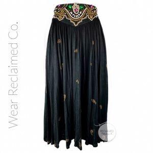 VINTAGE Gypsy | Bali Beaded Waist Skirt | …